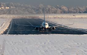 Airport Snow Pic